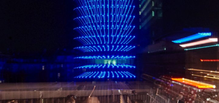 Regio-Wettbewerb 2015 - Lighttower