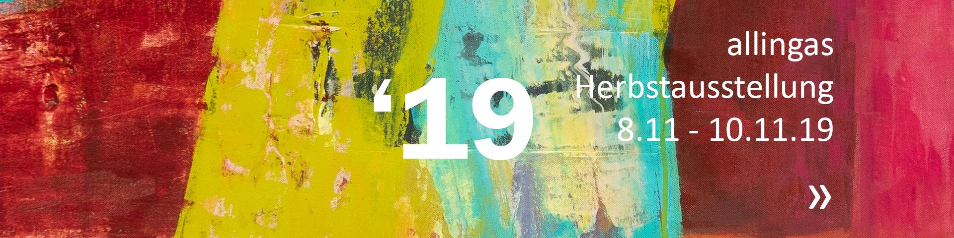 allingas Herbstausstellung 2019